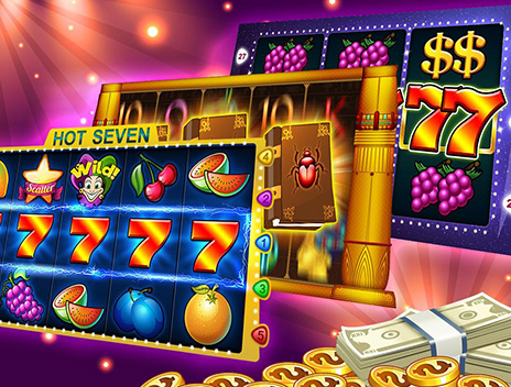 online slot game with jackpot